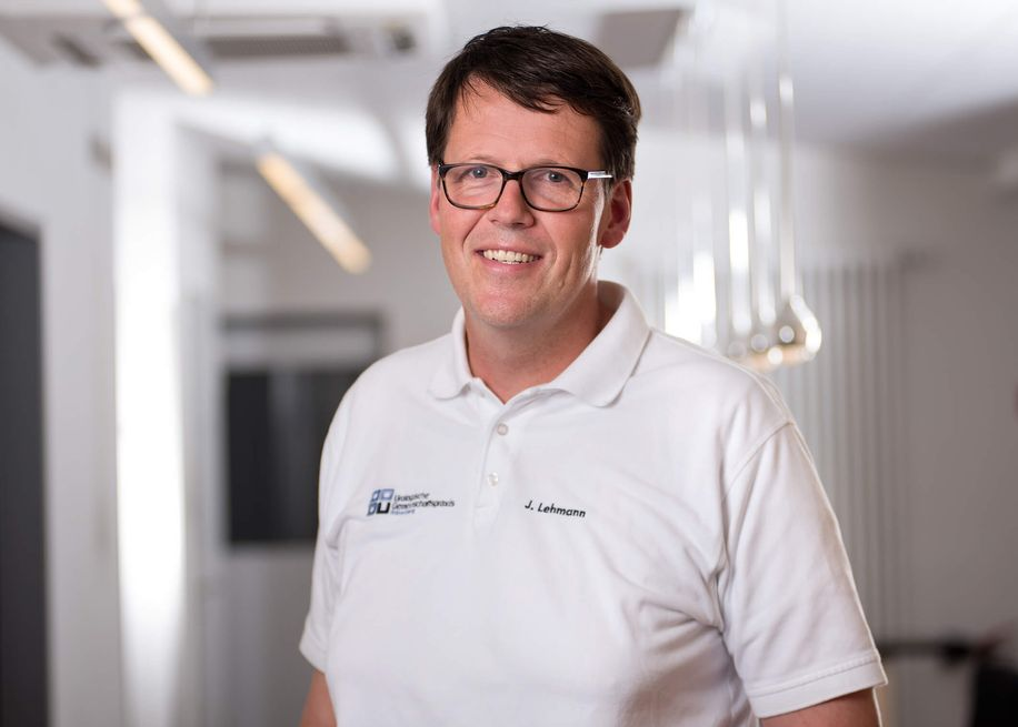 PD Dr. Jan Lehmann